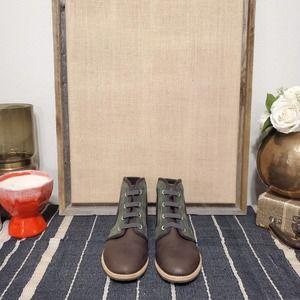 Ahnu Harper Leather Hiking Boot Sz 10